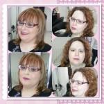 Styling und Make-up