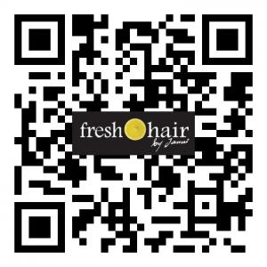 qrcode fresh hair