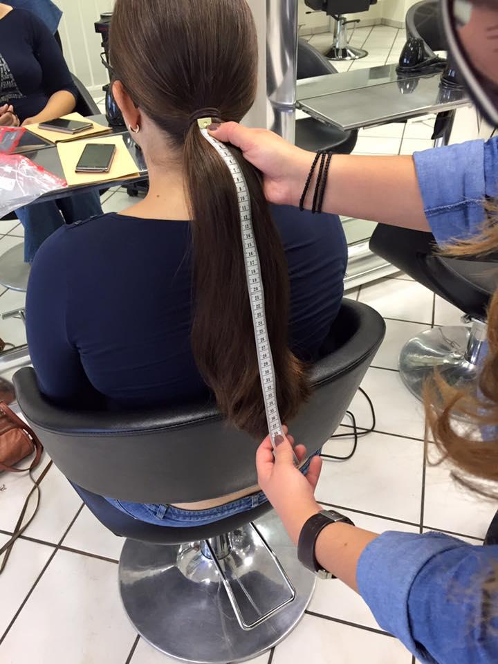 Haare spenden unter 25 cm